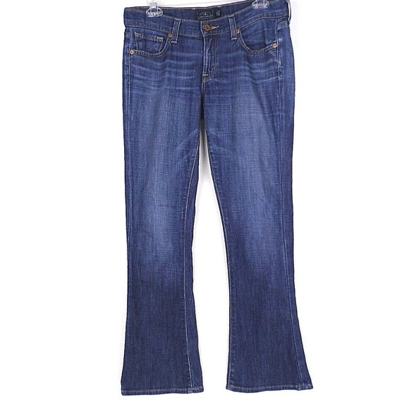 Lucky Brand Denim - Lucky Brand Charlie Baby Boot Womens Jeans G23
